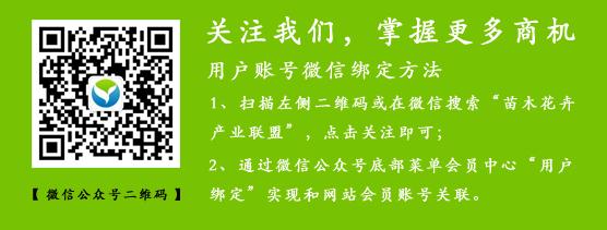 苗木花卉产业联盟二维码